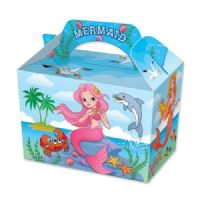 Mermaid Under The Sea Meal Party Box